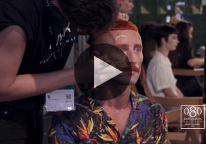 Perruqueria i Maquillatge de la 22a edició de la 080 Barcelona Fashion