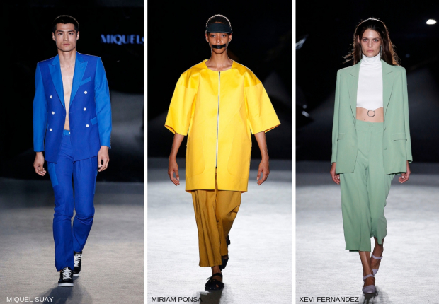 THE SPRING 2019 TRENDS ACCORDING TO 080 BARCELONA FASHION