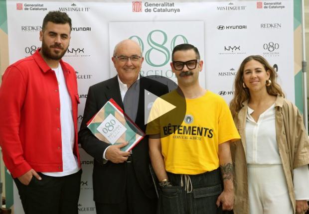 La llegenda de la moda André Leon Talley, convidat de renom a la 080 Barcelona Fashion